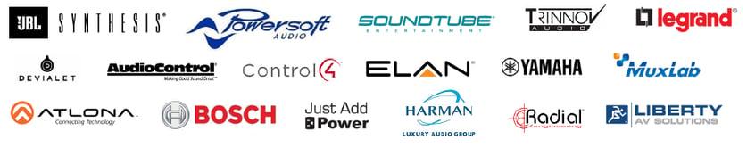 Dante-enabled CI Brands