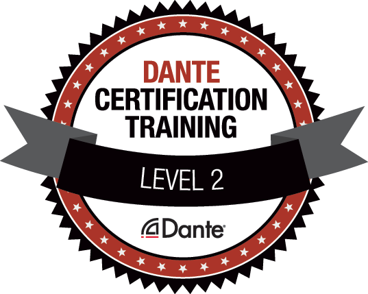 Certified_Dante_Training_Level_2